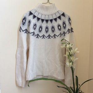 Chaps turtleneck sweater